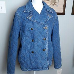 Ralph Lauren Equestrian Denim coat